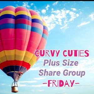 Tops - 6/5 PLUS SIZE SHARE GROUP: CURVY CUTIES